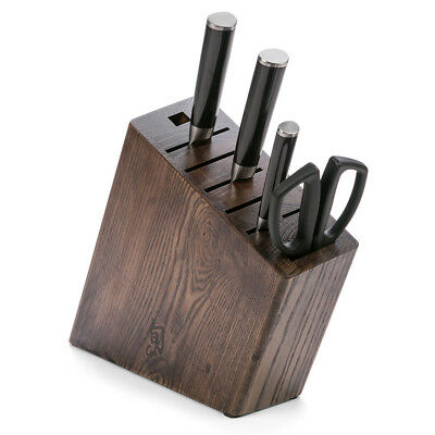 NEW Shun Kanso Classic Knife Block Set 5pce