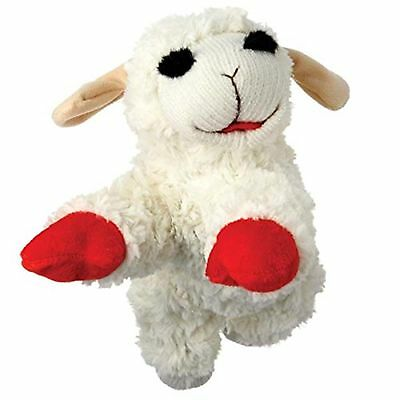 MultiPet MU48371 International 843140 Lambchop Plush Squeak Toy Mini for Pets...