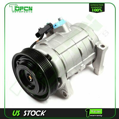 HQ AC Compressor For 01-07 Dodge Caravan Chrysler Town /& Country 3.3L Look
