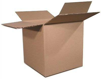 The Packaging Wholesalers 12x9x7-Inch Shipping Boxes, 25-Count (BS120907)