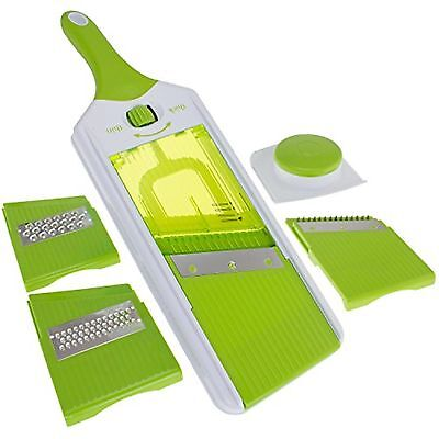 Freshware KT-406 7-in-1 Onion Chopper Vegetable Slicer Fruit and Cheese Cutte...