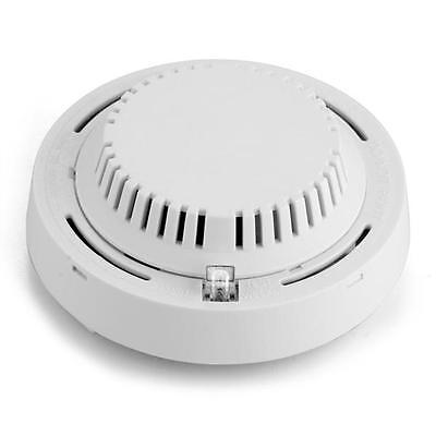 Wired Smoke Alarm Fire Detector Sensor for System Home Security DC12V