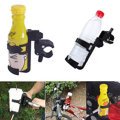 Hot Universal Milk Drink Bottle Coffee Cup Holder for Baby Stroller Pram Bicycle