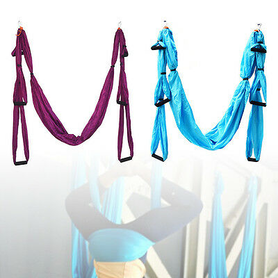 Anti-Gravity Yoga Swing Inversion Therapy Aerobic Exercise Swing Indoor Hammock