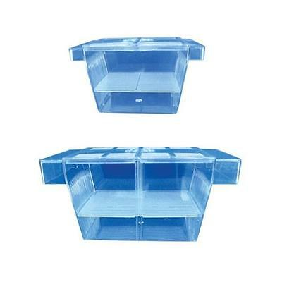 Hidom Aquarium Fish Breeding Box Fry Tank Hatchery Baby Trap - 3 Sizes Available