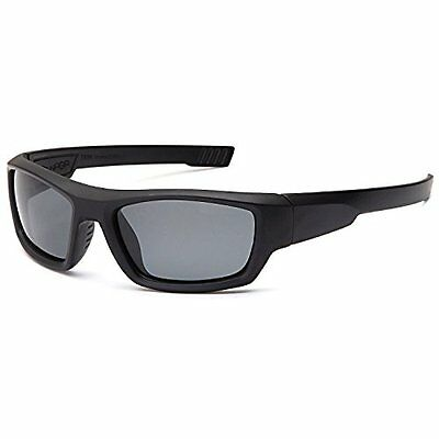 Naga Sports Youth Teenager Sunglasses, Blk Plastic Polarized UV400 For Ages 5-10