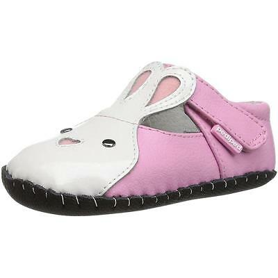 Pediped Originals Bonnie Rosa Cuero Plantas Del Pie Suaves Zapatos