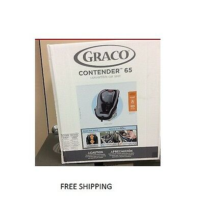 Graco Contender 65 Convertible Car Seat Chili Red