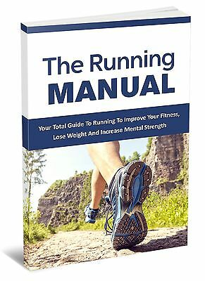The Running Manual. eBook and Video Guide on CD. Free Postage.