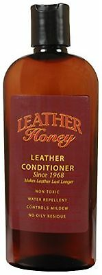 Leather Honey Leather Conditioner: The Best Leather Conditioner Since 1968 8 ...