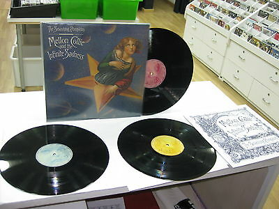 The Smashing Pumpkins 3 Lp Mellon Collie And The Infinite Sadness