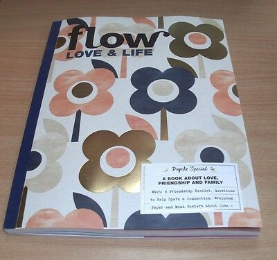 Flow magazine Love & Life 2017 Psyche Special; A Book about Friendship & Family