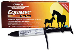 Equimec Plus Tape Wormer 15g