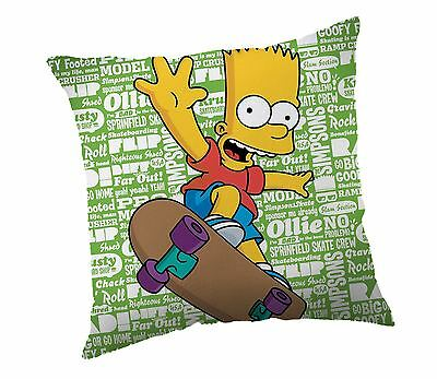 The Simpsons Bart Grafitti Cushion Pillow By BestTrend