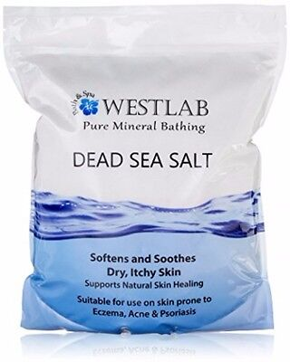 Westlab Dead Sea Salt 5 kg Brand NEW