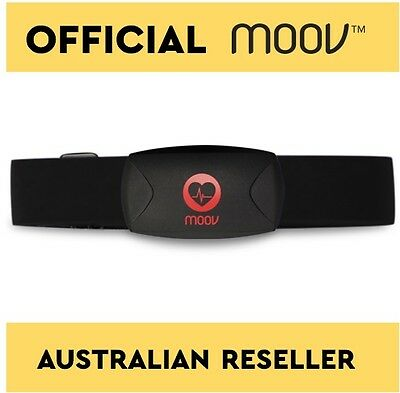 NEW Moov HR BURN - Heart Rate & Activity Tracker Personal Trainer
