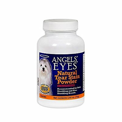 Angels' Eyes Natural Tear-Stain Eliminator Remover, 75gm