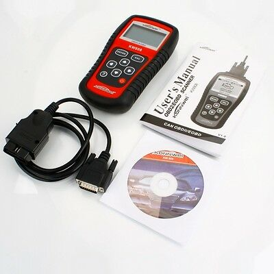 OBD2 Scanner CAN Engine Reset Tool KONNWEI KW808 Car Diagnostic Code Reader