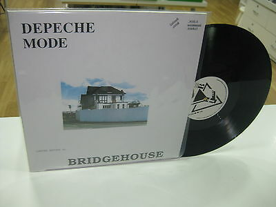 Depeche Mode Lp Bridgehouse Limited Edition