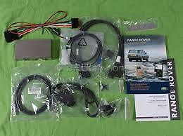 Genuine Range Rover L322 Post 2006 Models Audio Connectivity System - VPLME0004