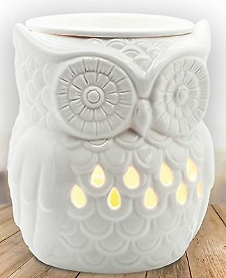 Airpure The Owl Electric Wax Melt Oil Melter Burner with Backlight
