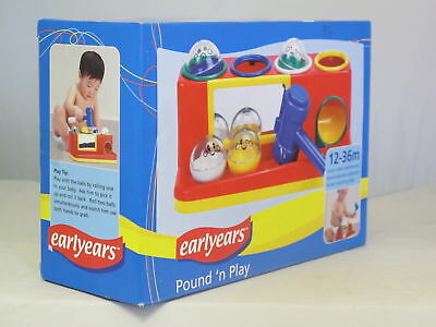 Earlyears Pound N Play