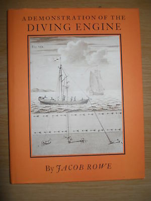Deep Sea Divinig Engine Marine Salvage Ltd Edition HB Dive Book