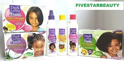 Dark & Lovely Beautiful Beginnings Kids Hair Product !!! SPECIAL OFFER !!!