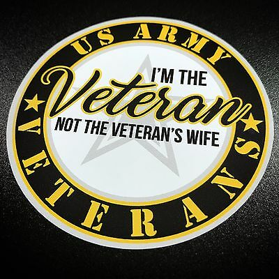 Women ARMY Veterans - Sticker
