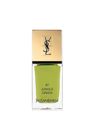 Yves Saint Laurent -  SOLAR POP LA LAQUE COUTURE 87 JUNGLE GREEN