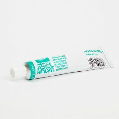 Floral Adhesive Waterproof Clear Glue 50ml Tube Smithers Oasis Floristry