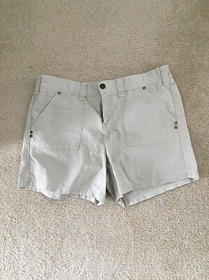 Women's Maternity Shorts Size Large