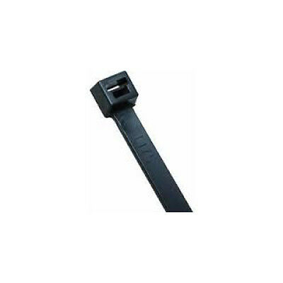 """50 PCS Pack 36"""" inch Black Industrial Cable Cord Wire Tie Strap Zip Nylon"""