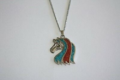 Horse Head necklace with Chain
