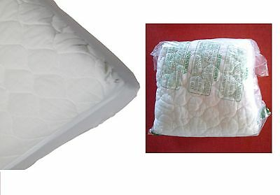 American Baby Co. Waterproof Quilted Mattress Pad Cover for Cradle 18 x 36 x4