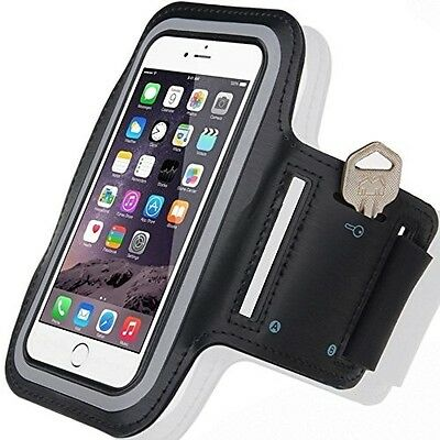 Cell Phone Armband: Best Running Sports Arm Strap Holder Case For Sport Mobile