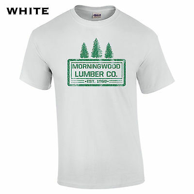 6c95d1e170 521 Morning wood lumber Mens T-Shirt trees funny college cool construction  hip