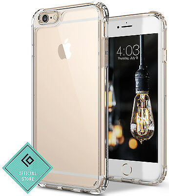 Apple iPhone 6s Plus Caseology® [WATERFALL] Shockproof Crystal Clear Case Cover