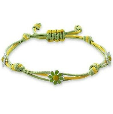 Children's/Girls Daisy Bracelet