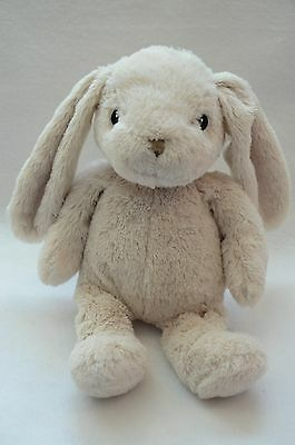 Cloud-b Baby Bubbly Bunny White Tan plays soothing sounds for better sleep
