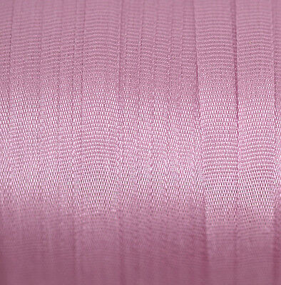 Silk Ribbon for embroidery 4mm - 3 meters Purple 203 (Light Violet)
