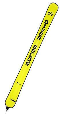Storm Diver Marker With Inflation 6ft - Yellow
