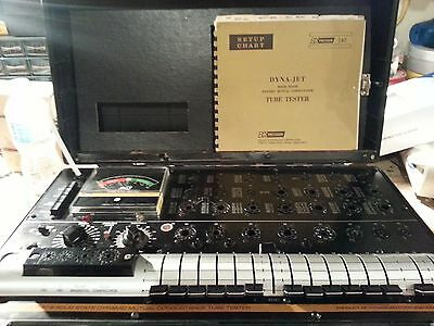B&K 747  Solid State Tube Tester