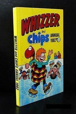 Whizzer And Chips Annual 1982 Comic Book