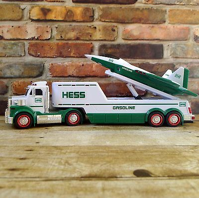 Lights & Sound Hess Toy Truck and Jet 2010