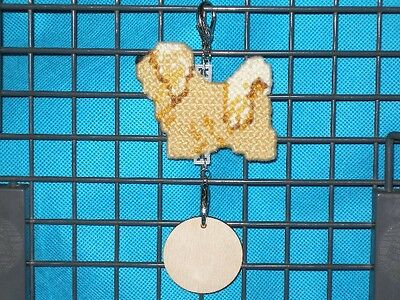 HAVANESE #3 Dog crate tag or hang anywhere pet art home decoration ornament