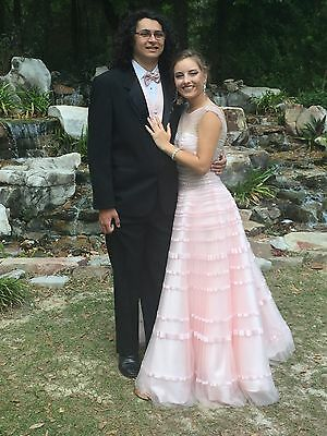 Tony Bowls ball gown style # TB117415 Size 8