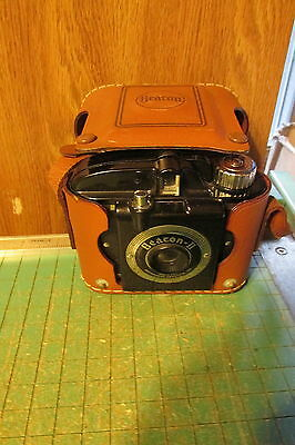 Vintage Whitehouse Products Beacon Ii Camera With Case