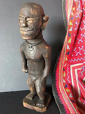 Old Papua New Guinea West Papua Carving …beautiful collection piece