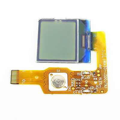 Silver/ Black LCD Display Screen Repair Replacement Part For Gopro HERO 3